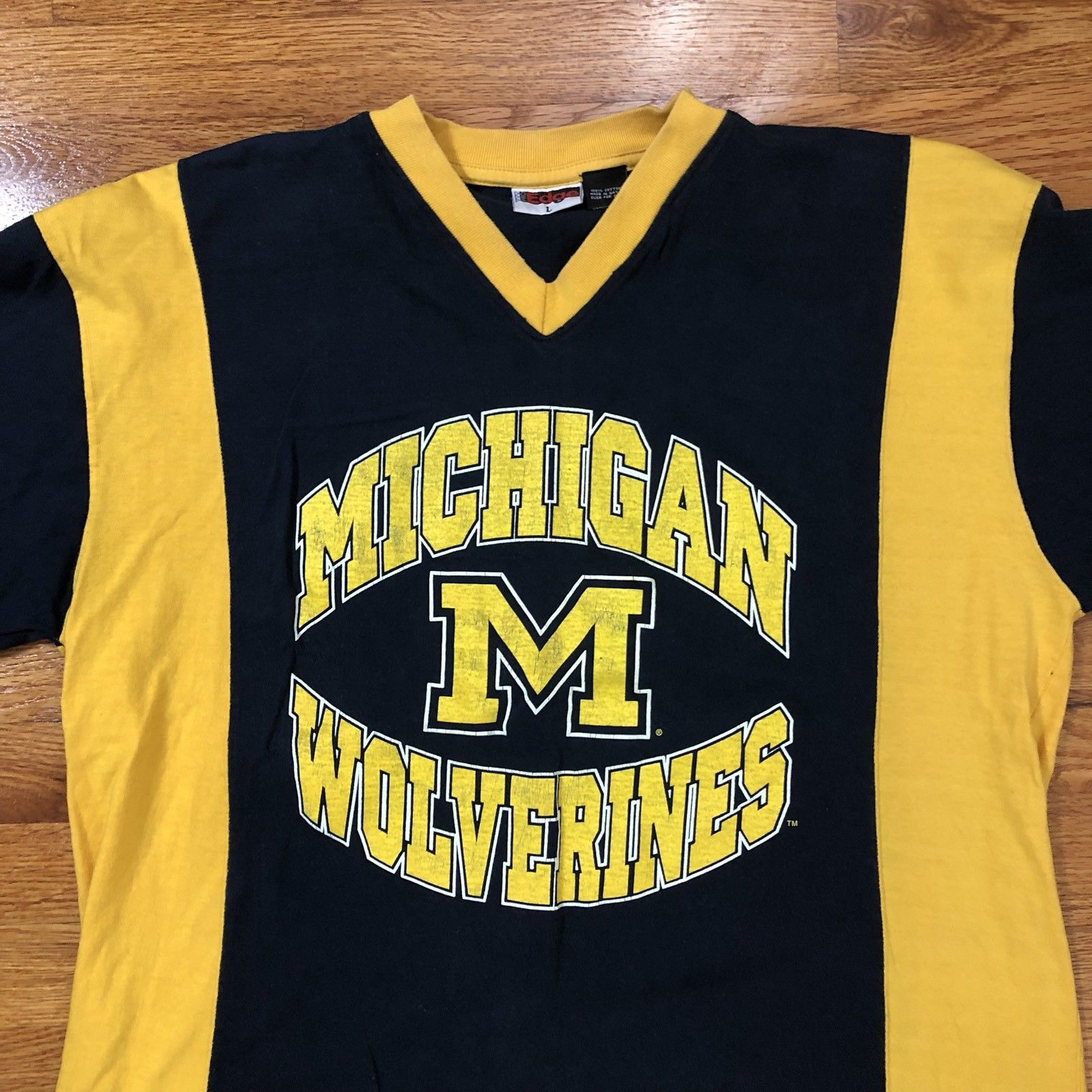 3a1d73abc University Of Michigan T Shirts Vintage | Top Mode Depot