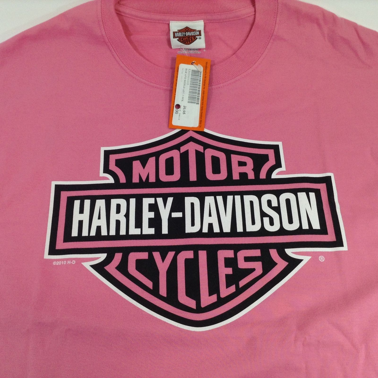 7c7773e0 Harley Davidson Womens Tee – Rockwall Auction