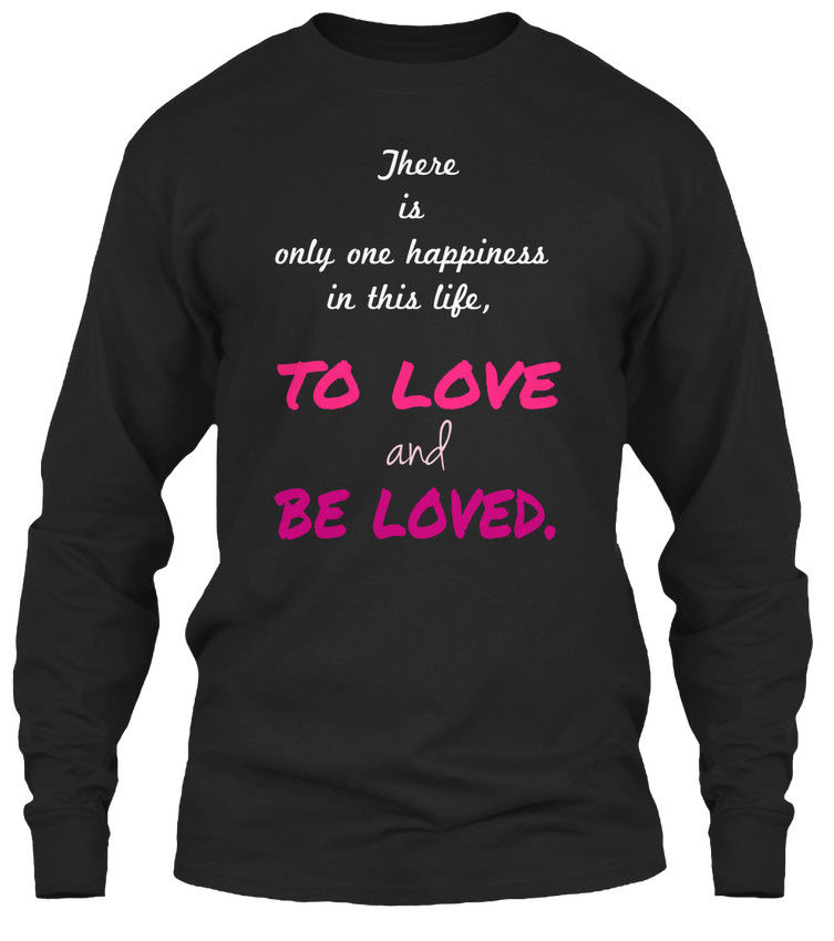 Women – To Love And Be Loved bella+canvas Women Gildan Long