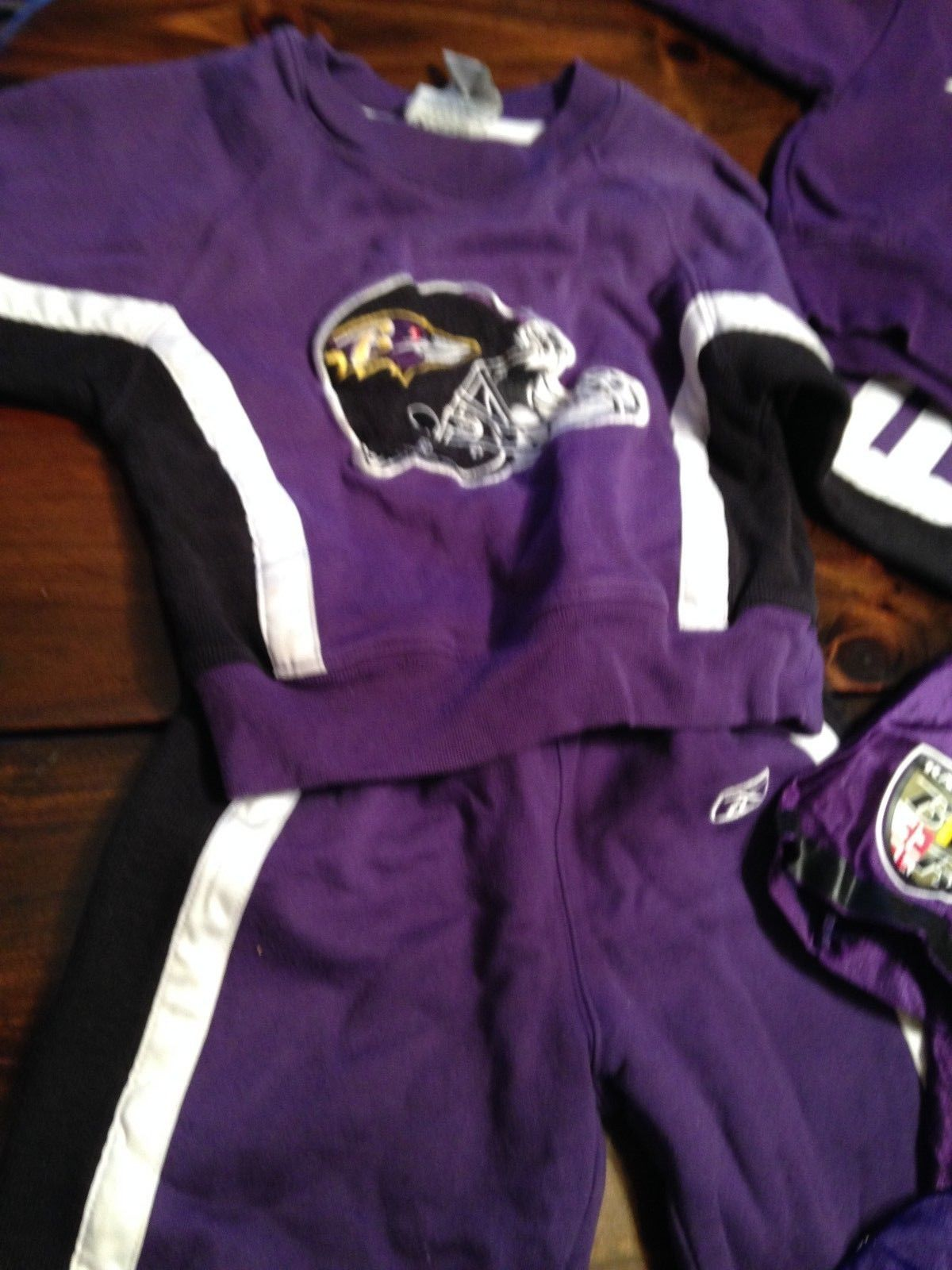 promo code 13bb2 5a7c2 Kids – Baltimore Ravens Clothing for Kids-18mos to 4T NFL ...
