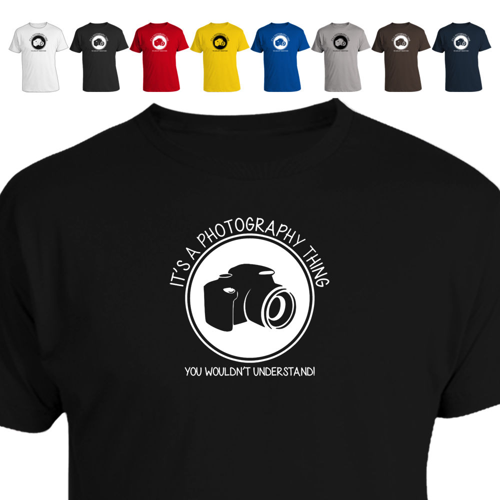 c4b1343da0 #Kids – It's A Photographer 2 Thing You Wouldn't Understand Gift T Shirt 011