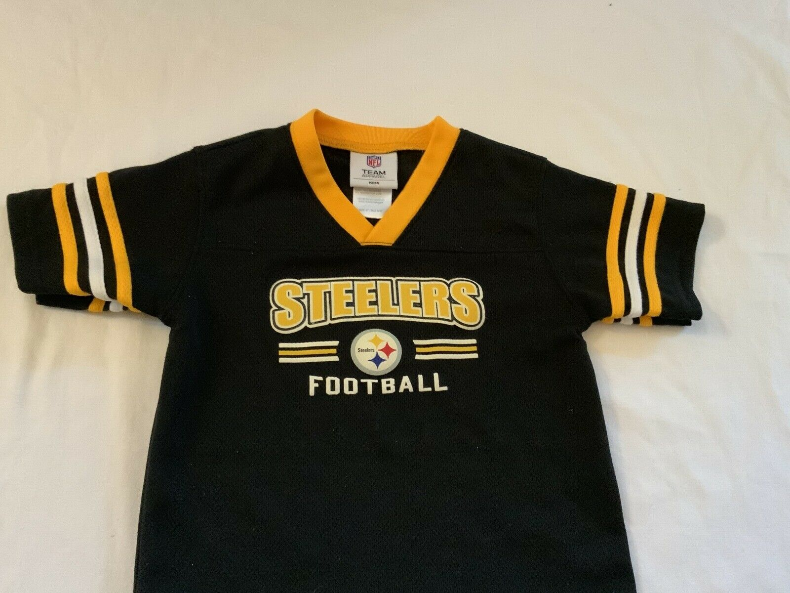 best service 985bd dcc7f Kids – NFL Pittsburgh Steelers Jersey Shirt ~ Size 4T ...