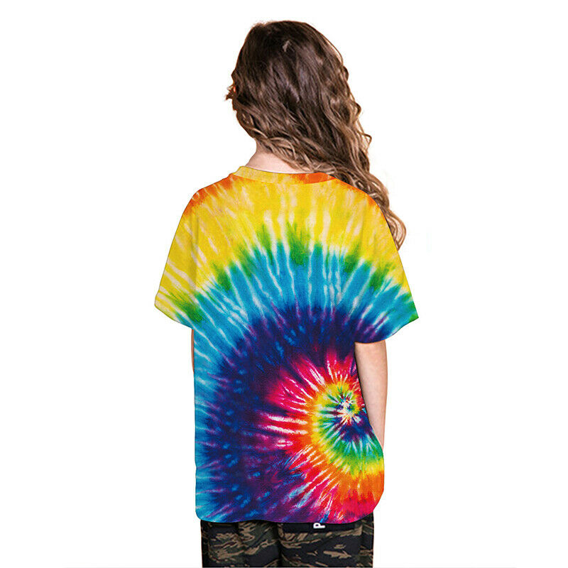 686 Best Images About Hipster Tattoos On Pinterest: Children T Shirts Top Tee Tye Die Music Loose